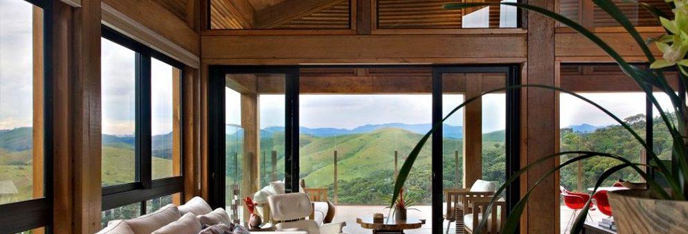 блок-хаус из натурального дерева эко