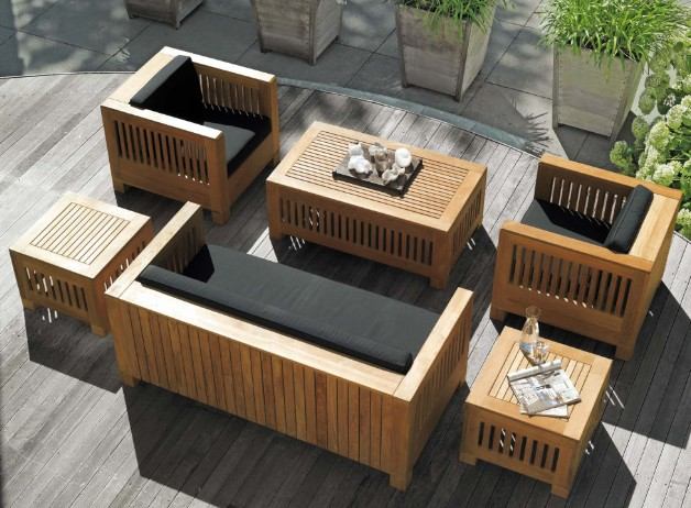 Кухонная мебель из доски